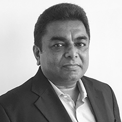 Shreekar Karambelkar - Head of IT Infrastructure - Aranca